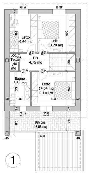 Villa Compact 01- Primo piano