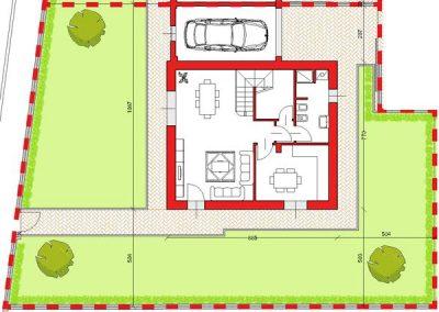04-Villa abbinata di 153 mq