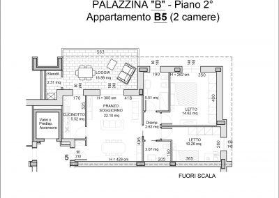 appartamento B5-mq 89,06-ATTICO